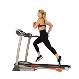 سير كهربائي Sunny Health & Fitness